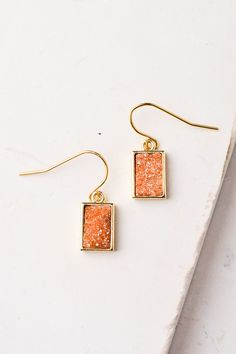 The Valerie Rose Rose Stone Earrings are equal to the cost of 1 week of room and board at the Starfish Project shelter. Because of your purchase, exploited women and girls will experience freedom, establish independence, and develop careers. Thank you for restoring hope to exploited women and girls.