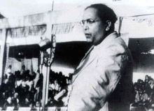 October 14, 1956 – Dr. B. R. Ambedkar, Indian Untouchable leader, converts to Buddhism along with 385,000 followers (see Neo-Buddhism).