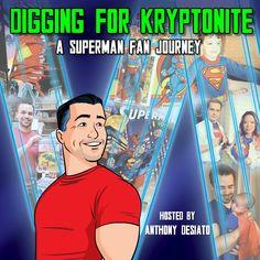 Digging for Kryptonite — Ruby-Spears Superman Cartoon (Crisis 'Til Death III)