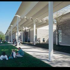 Menil Collection / Renzo Piano, Houston.