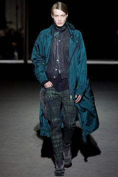 Dries Van Noten Fall 2014 Menswear - Collection - Gallery - Style.com