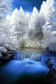 frozen waterfall |cM
