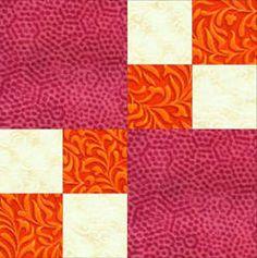 1-double-four-patch-quilt-pattern.jpg 248×250 pixels link is crazy. just figure it out.