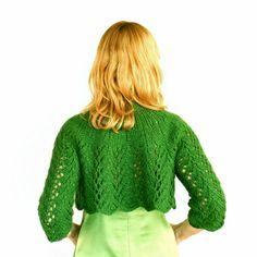 lacy jacket