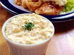市販の総菜もグレードUP!「豆腐タルタルソース」がヘルシーで美味☆ | クックパッド