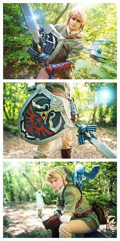Link (Legend of Zelda) Photos by Michael Shum