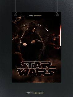 Star Wars, Stars, Movie Posters, Movies, Design, 2016 Movies, Film Poster, Films, Popcorn Posters