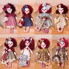 Pequena Annie e seus mascotes / acessórios (projeto)