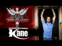 HERE IS CHRISTIAN KANE'S EPISODE OF TASTE OF MUSIC!!! PLEASE GO TO YOUTUBE give it a THUMBS UP!!! AND A COMMENT AT THE BOTTOM and SHARE IT PLEASE!! it is Awesome!!! ♥