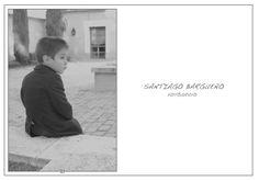 Niño esperando a la novia