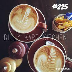 Billy Kart Kitchen. Brisbane. 365 coffees. 365 cafes. 365 days.