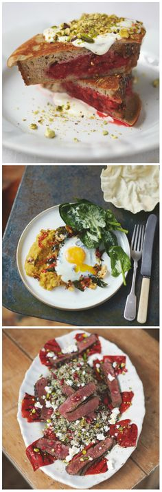 Recipes from Jamie Oliver new book. Everyday SuperFood