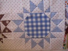Quilting Blog - Cactus Needle Quilts, Fabric and More: More Sunny Days Lone Star Quilt, Star Quilts, Quilt Blocks, Quilting Tips, Quilting Tutorials, Gingham Quilt, Dear Jane Quilt, Star Of Bethlehem, Baby Quilts