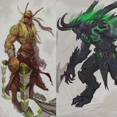 demon hunter wow legion - Google Search