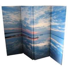 Personalised folding screen, various sizes available  From £249