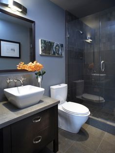 Full Bathroom Designs Enchanting Contemporary Full Bathroom  Find More Amazing Designs On Zillow Decorating Inspiration