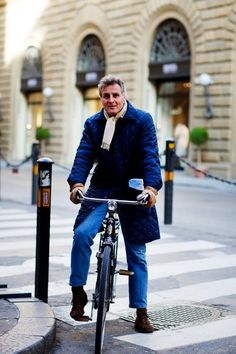 On the Street…. Spinning Class, Florence « The Sartorialist