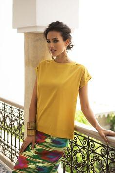 Hammam Skirt Green PP