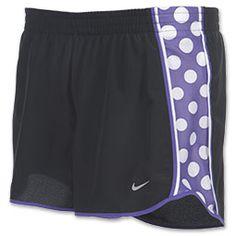 Nike Side Panel Printed Racer Women's Running Shorts