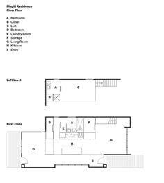 7 Best The Minimalist House Floor Plans Images On Pinterest