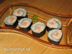Moje sushi Sushi Time, Russian Recipes, Polish, Drink, Eat, Ethnic Recipes, Food, Vitreous Enamel, Beverage