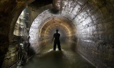 This secret system of tunnels hides beneath the city of Montreal - Posted on Roadtrippers.com!