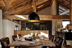 Chalet kitchen dream home pinterest kitchens cabin and chalet