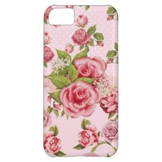 Rose Elegance iPhone 5C Cover