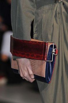 Paris Fashion Week 2013 - Bolsas e Carteiras - Bags and Clutches