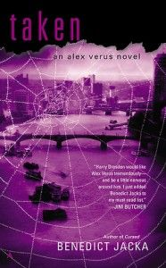 """Natassia reviews Benedict Jacka's new Alex Verus novel and says """"The most suspenseful to date, TAKEN strikes at the heart with an investigation that makes us question what lengths we would go to in order to project our charges."""""""