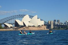 Sydney Harbour Highlights Kayak Tour Get up close to Sydney's world-famous attractions including the Sydney Harbour Bridge and the Sydney Opera House on this 2-hour guided Sydney Harbour kayak tour. You will be delighted by the scenery and your friendly professional local guide will show you how to paddle your kayak and share tales of Sydney's past and present as only a local can.Sydney Harbour is an amazing place. Only six months after the First Fleet arrived, Governor Arthur...