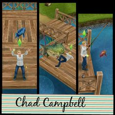 ♢The Sims Freeplay.                                     My Angler sim Chad fishing or being fished??Lol #SuccessorFail #Fishing #SimsFreePlay#Fisherman#Chad
