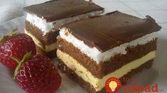 Sočan i ukusan, jednostavan kolač - Domaci Recept Kolaci I Torte, Sweet Cooking, Czech Recipes, Desserts To Make, Sweet Cakes, How Sweet Eats, Dessert Bars, Coffee Cake, How To Make Cake