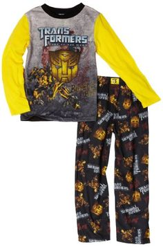 38d9aadb0 Amazon.com: SGI Apparel Group Little Boys' Bumble Bee Pajama Set,  Grey/Black/Yellow, 6/7: Clothing