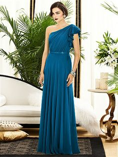 Dessy Collection Style 2885 http://www.dessy.com/dresses/bridesmaid/2885/ ocean blue--too green?