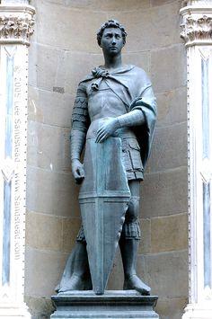 St. George Donatello, early Italian renaissance