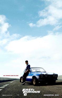 Paul Walker! Furious Six