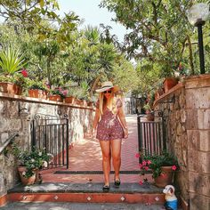 Wishing I was back in Sorrento or for England to have some playsuit weather please