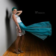 For a fashion students portfolio A-I Imaging