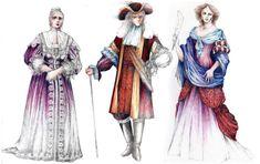 Tartuffe Costumes 3 by ScottAronow.deviantart.com on @deviantART