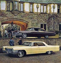 1965 cadillac | CADILLAC 1965-69.