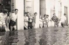 Morretes - Enchente de 1969