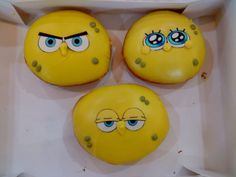 spongebob donuts