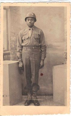 True Ann Lewis Family -African American Soldiers