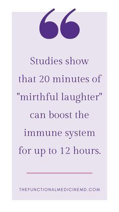 "Several studies have shown that laughter has positive physiological and psychological benefits - including supporting immune function.  Oxford University found that ""mirthful laughter"" reduced inflammatory markers and pro-inflammatory cytokines for up to 12 hours.  So instead of watching the news…find a funny movie, play with your kids, or call a friend-and have a good laugh 😁 Funny Movies, Immune System, Nurses, Markers, Psychology, Laughter, Medicine, Oxford, University"