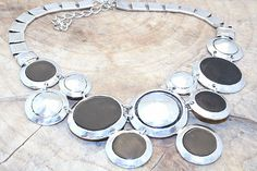 Gorgeous, Large Chunky Necklace..