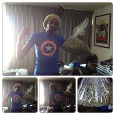 Snoop Lion Won A Pound Of Weed From His Friend In A Bet And Posted It On Instagram