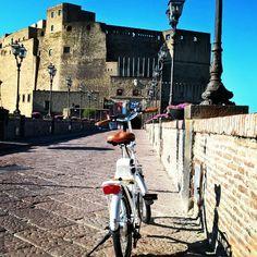 Instagram picutre by @jomark_mcmxc: #Napoli #sole #mare #sun #casteldellovo #partenope #sirena #naples #primomattino #ebike #bike #bici #bicicletta  #Caracciolo #lungomare #lungomarecaracciolo #lungomareliberato #mergellina - Shop E-Bikes at ElectricBikeCity.com (Use coupon PINTEREST for 10% off!)