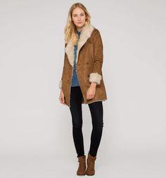 Sklep internetowy C&A | Płaszcz, kolor:  brązowy | Dobra jakość w niskiej cenie