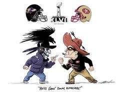 49ers v Ravens